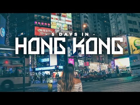 Exploring Hong Kong: A 5-Day Itinerary (Macau Included!)