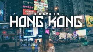 Trip Diary: 5-Day Itinerary in Hong Kong with My Best Friend!