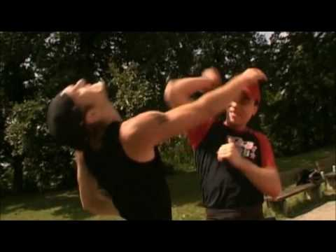 DRAGOS WING TSUN STREET FIGHT - Full HD Video