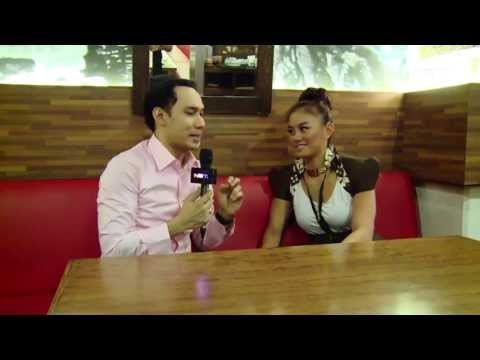 Entertainment News - Interview Caesar with Agnes Monica