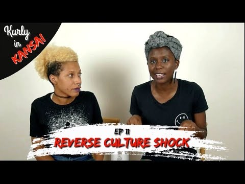 Reverse Culture Shock || Ep 11 Kurly In Kansai