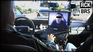 Policja przyjechała na YouTube