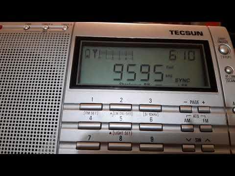 JOZ3 Radio Nikkei 1 (Chiba-Nagara, Japan) - 9595 kHz