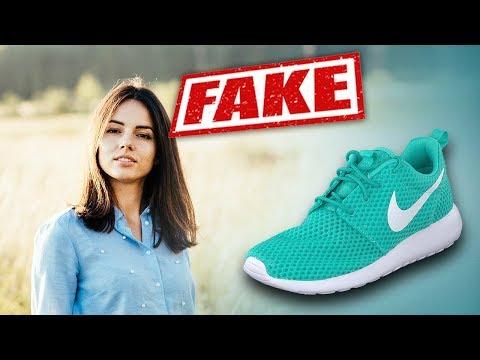 b8b3698d Кроссовки Nike Roshe One: как отличить подделку от оригинала смотрите в  этом видео. Эти кроссовки с минимальным набором технологий, но это не  помешало им ...