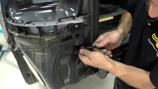 Installation attelage+faisceau multiplexé Opel ZAFIRA