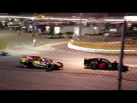 Caraway Speedway - 9/9/2017 - SMRS Tour - Twin 50's - Race B