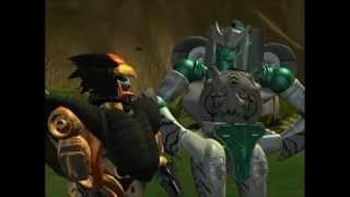 Трансформеры: Звериные войны. Тигатрон/Tigatron
