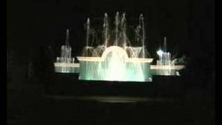 Cattolica | Lo spettacolo delle fontane danzanti