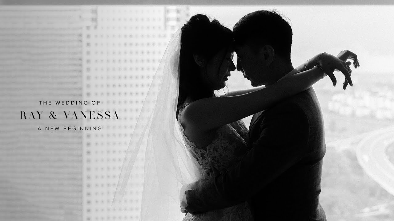Ray x Vanessa - Actual Day Wedding