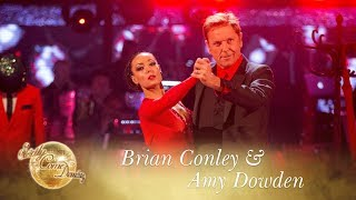 Brian Conley and Amy Dowden Tango to 'Temptation' - Strictly Come Dancing 2017