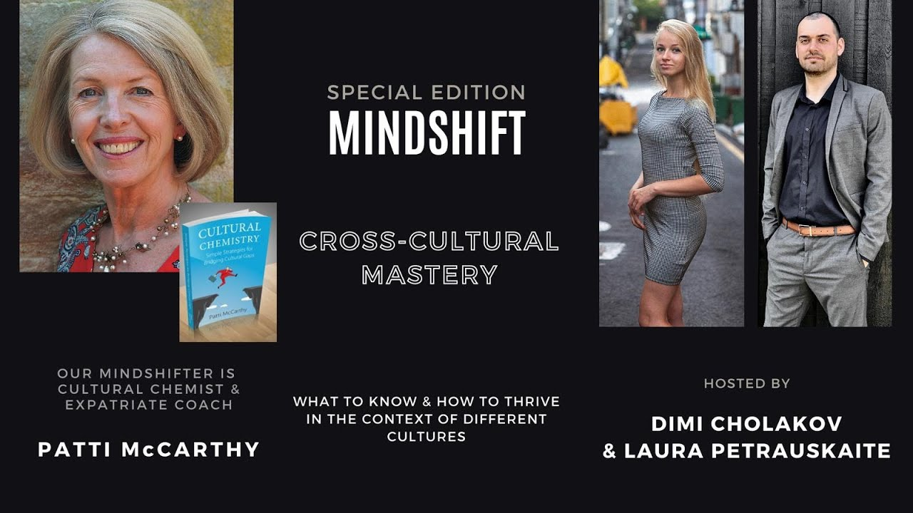 CROSS-CULTURAL MASTERY with Patti McCarthy