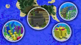 MINECRAFT SURVIVAL #1 - IDEALNY SPAWN NA 1.13!