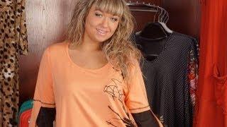 Блузки больших размеров, купить женскую блузку(Интересуют женские блузки больших размеров, ищете где купить такую блузку? Наш интернет-магазин одежды..., 2013-07-21T04:25:17.000Z)