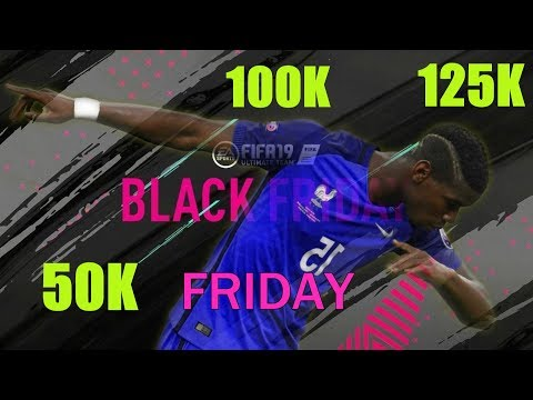 💪 FIFA 19 : PACK OPENING BLACK FRIDAY 💪