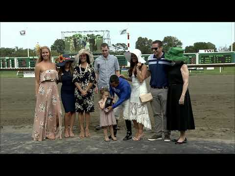 video thumbnail for MONMOUTH PARK 9-28-19 RACE 5