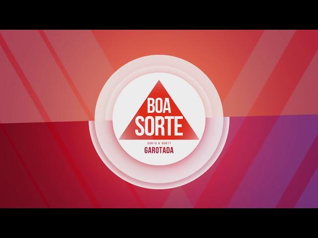 Chamada Jogo - BCFC x União Luziense - sabado 5 de maio