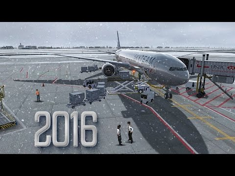 New Flight Simulator 2016 - P3D 3.4 [Spectacular Realism]