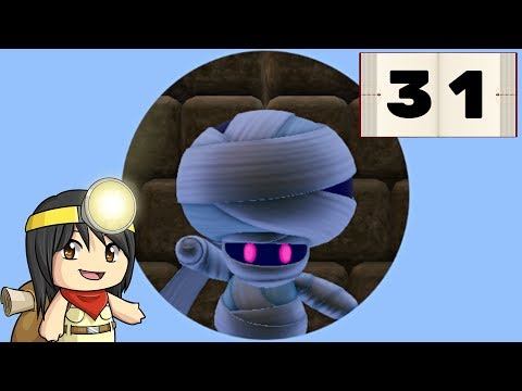 "Captain Toad: Treasure Tracker - Part 31: ""FINALE: Mummy-Me Meltdown"""