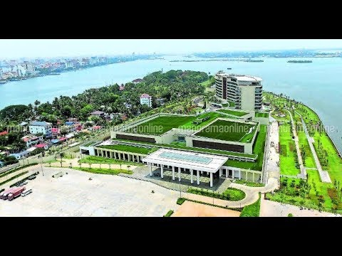 Lu Lu Bolgatti International Convention Centre & Grand Hayat Hotel Kochi