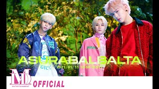 T1419 1st Single Album [BEFORE SUNRISE Part. 1] Unit Video Teaser SIAN / KEVIN / KAIRI