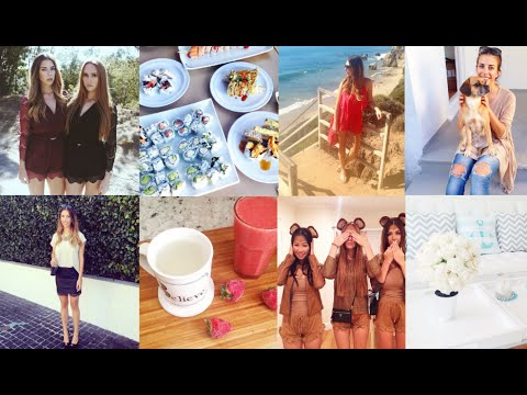 FMA 62 I Flashback LA: Freundschaft, Fitness, Halloween, Hollywood Hills Party, Yoga, Malibu