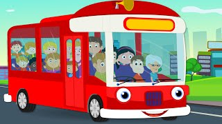 Wheels On The Bus Poem | Nursery Rhyme Song And Children Rhymes