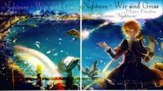 Nightcore~Wir sind Groß