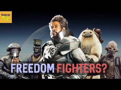 Were Rogue One Rebels WAR CRIMINALS?
