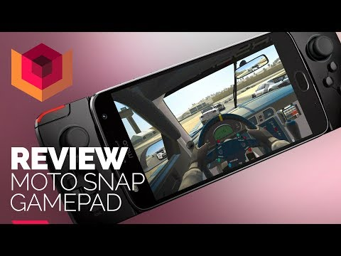 Moto Snap Gamepad - Review - VOXEL