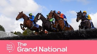 The Grand National on Trans World Sport