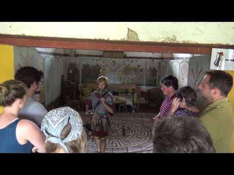 Renovating the Roman Villa