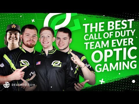 The BEST Call of Duty Team of All Time - OpTic Gaming Documentary