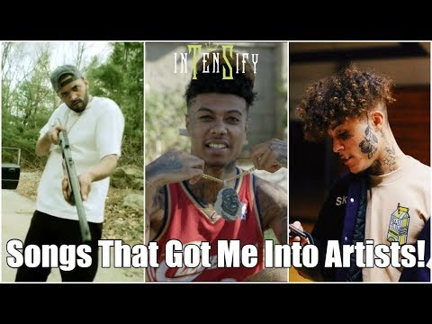 Rap Songs That Got Me Into Artists