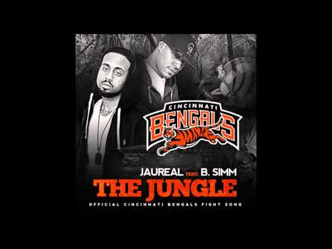 """Jaureal ft. B. Simm - """"Welcome To The Jungle"""" (Official Bengals Fight Song)"""