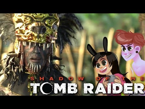 Bad Romance - Shadow of the Tomb Raider Part 13 (2 Girls 1 Gameplay Let's Play)