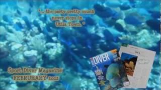 The Best Caribbean Dive Trip, The Utila Lodge: Utila Bay Islands, Honduras