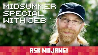 Ask Mojang Midsummer Special with Jeb