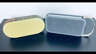 DALI Katch vs B&O Beoplay A2 Active Sound Comparison