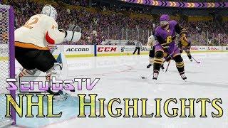 NHL 18 highlights - IJS ep6 PSN EASHL
