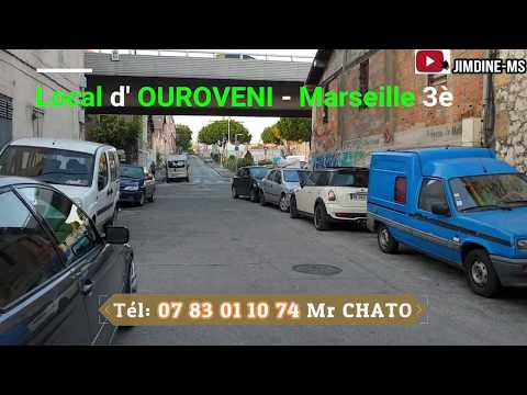 OUROVENI - ACEDOF ( LOCAL MARSEILLE )