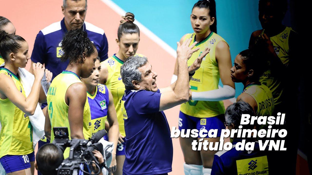 Com rivais desfalcados, Brasil tem a obrigação de vencer a VNL?