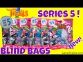 Dreamworks Trolls Series 5 NEW Blind Bags Opening Names Characters Surprise Toys Kids Fun
