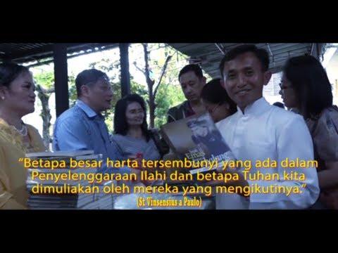 Perayaan Syukur HUT CM ke 401 Pengukuhan Visitator CM.25 Januari 2018. (I BELIEVE IN YOU)
