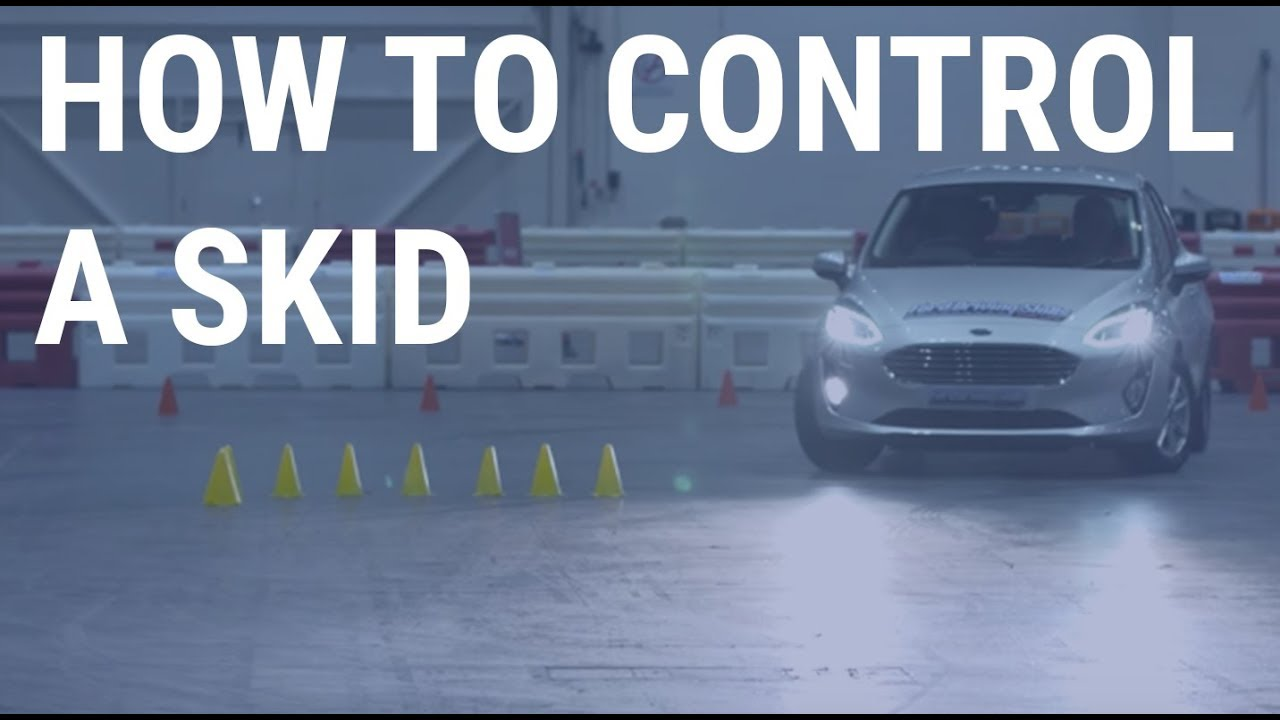How To Control A Skid Parkers