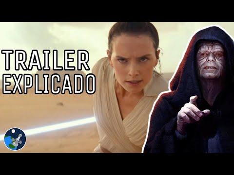 Explicación del Trailer de Star Wars The Rise of Skywalker