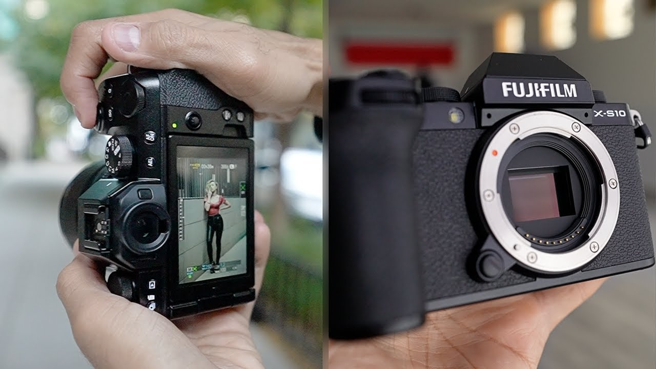 The Fuji XS10- First impressions and Photoshoot