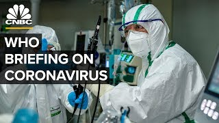 WATCH LIVE: World Health Organization holds a news conference on coronavirus outbreak – 2/25/2020