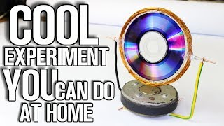 Cool Experiment You Can do at Home!