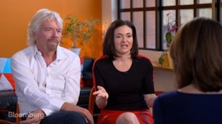 Sheryl Sandberg, Richard Branson Defend Facebook's Egg-Freezing Policy