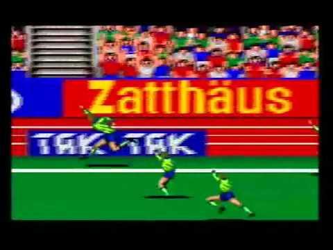 Euro Football Champ (Gameplay) SNES PAL